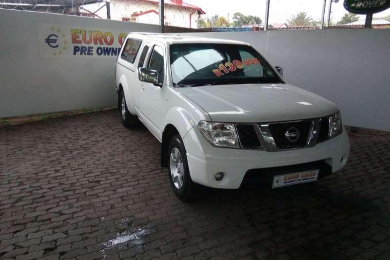 2011 Nissan Navara 2.5dCi KingCab XE