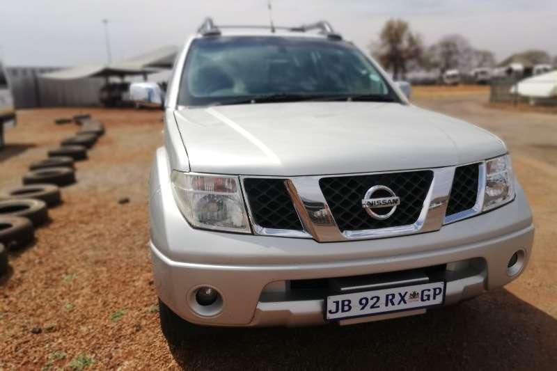 2008 Nissan Navara 2.5dCi double cab LE
