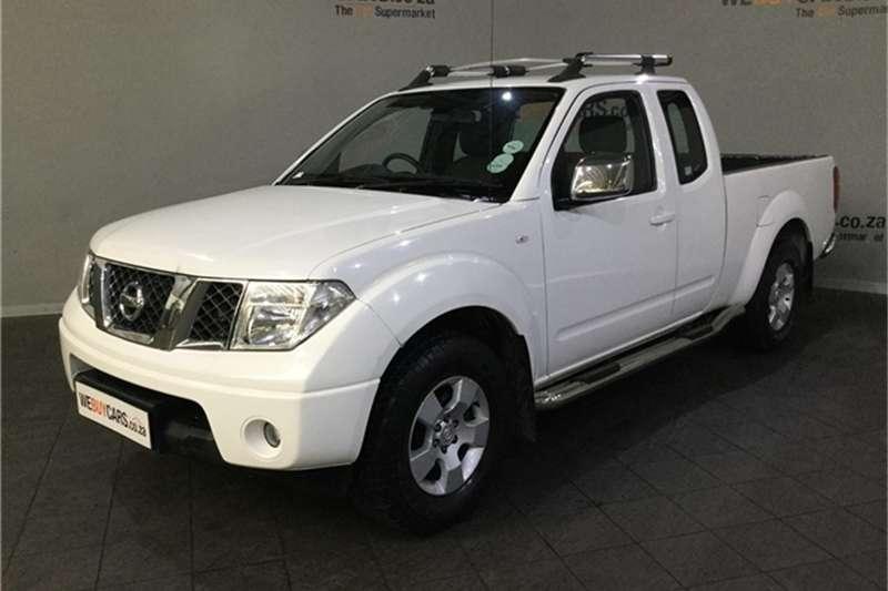 2013 Nissan Navara 2.5dCi KingCab XE