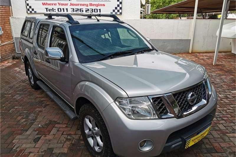 2014 Nissan Navara 2.5dCi double cab LE