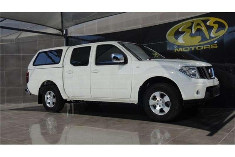 2015 Nissan Navara 2.5dCi double cab XE