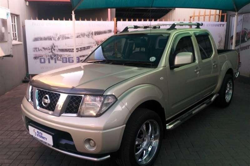 2011 Nissan Navara 2.5dCi double cab SE