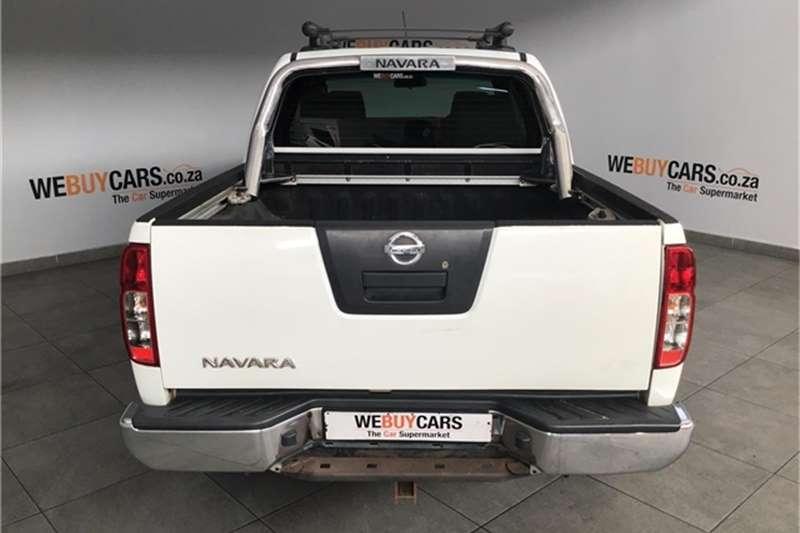 2013 Nissan Navara 2.5dCi double cab LE