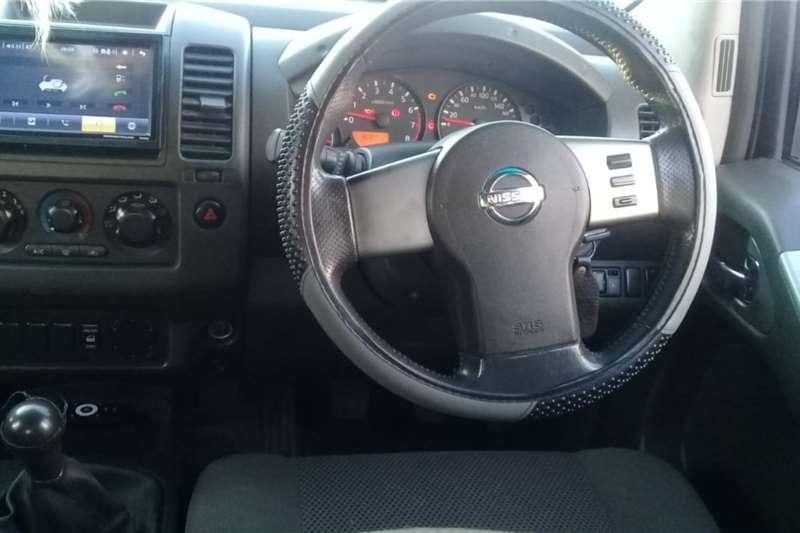 2006 Nissan Navara 4.0 V6 double cab LE