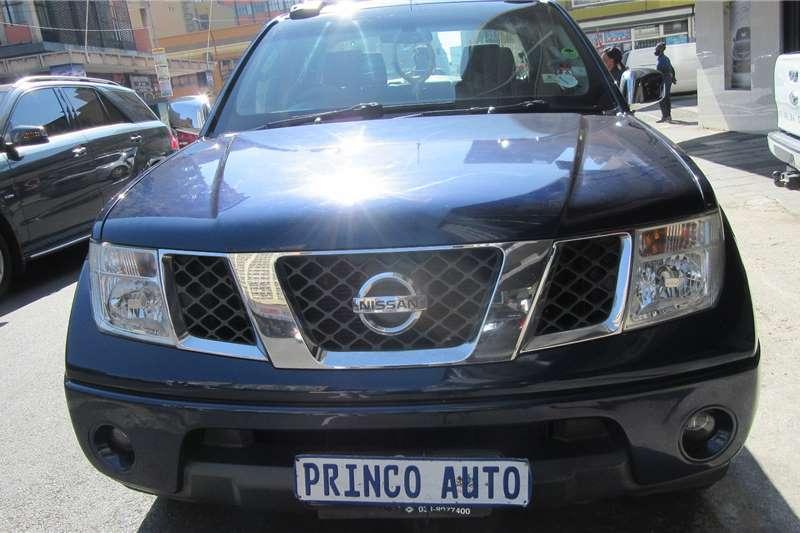 2006 Nissan Navara 4.0 V6 double cab 4x4 LE