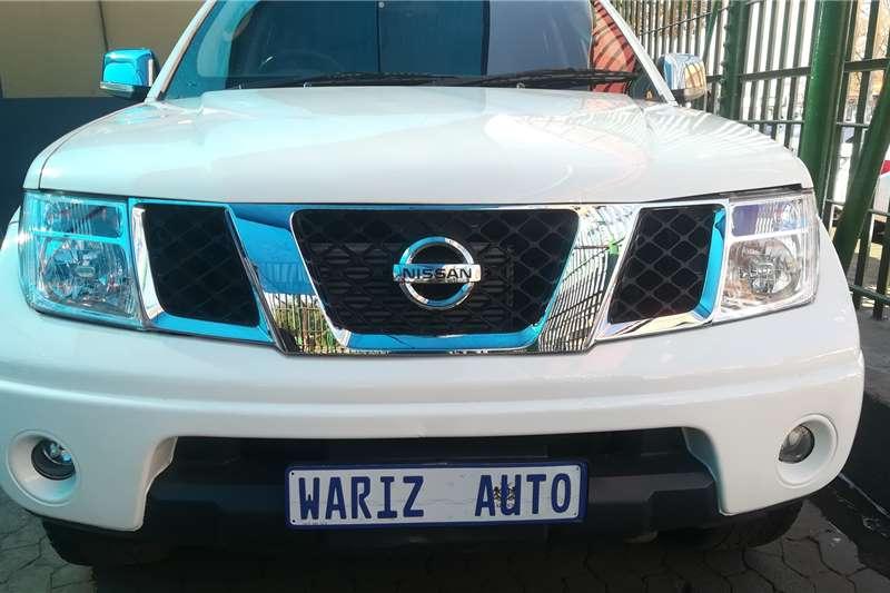 2007 Nissan Navara 3.0dCi V6 double cab 4x4 LE