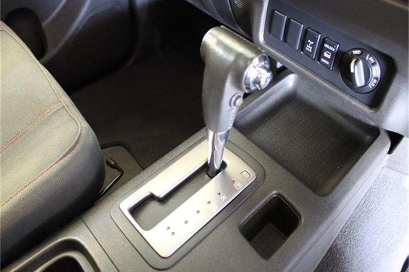 2008 Nissan Navara 4.0 4x4 automatic