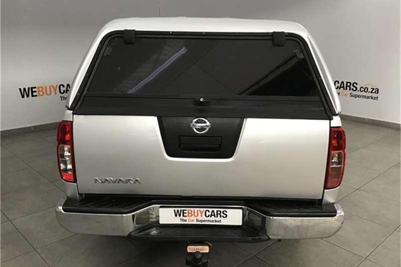 2013 Nissan Navara 2.5dCi double cab XE