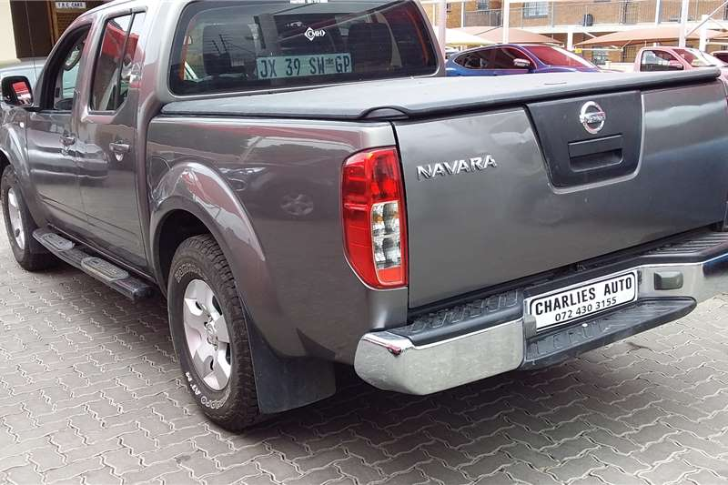 2022 Nissan Navara