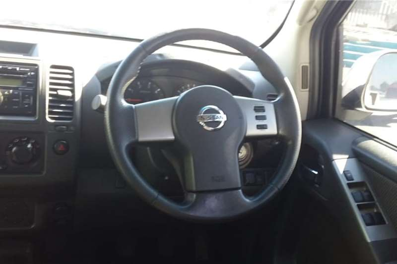 2007 Nissan Navara