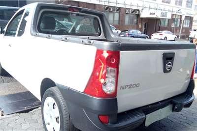Used 2013 Nissan NP200