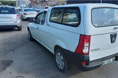 Nissan NP200 1,5 2014