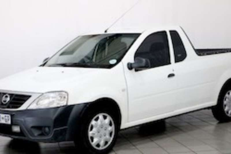 Nissan NP200 1.5 DCi A/C SAFETY PACK P/U 2013
