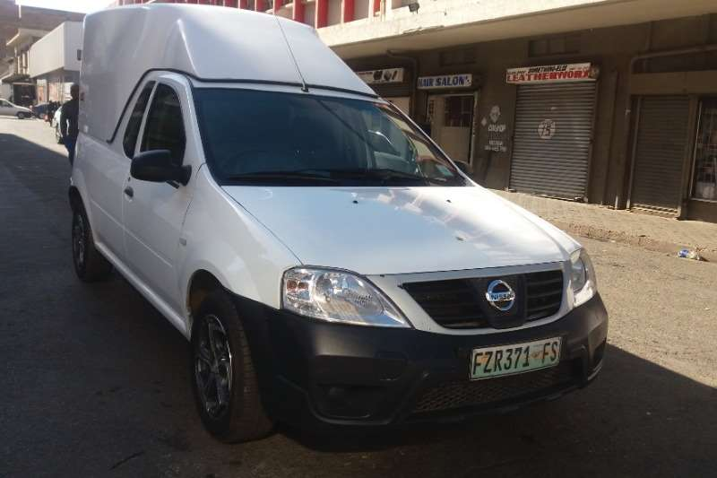Nissan NP200 1.5dCi 2011