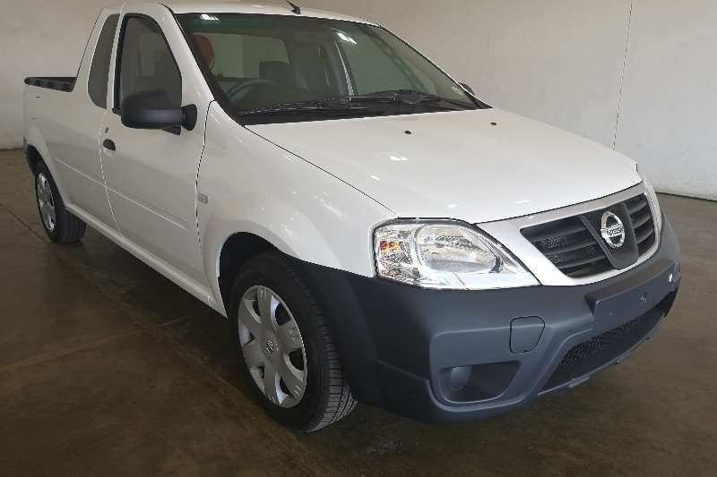 Nissan NP200 1.5DCI A/C SAFETY PACK P/U S/C 2018