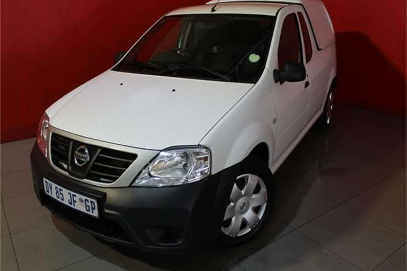 Nissan NP200 1.5dCi pack 2012