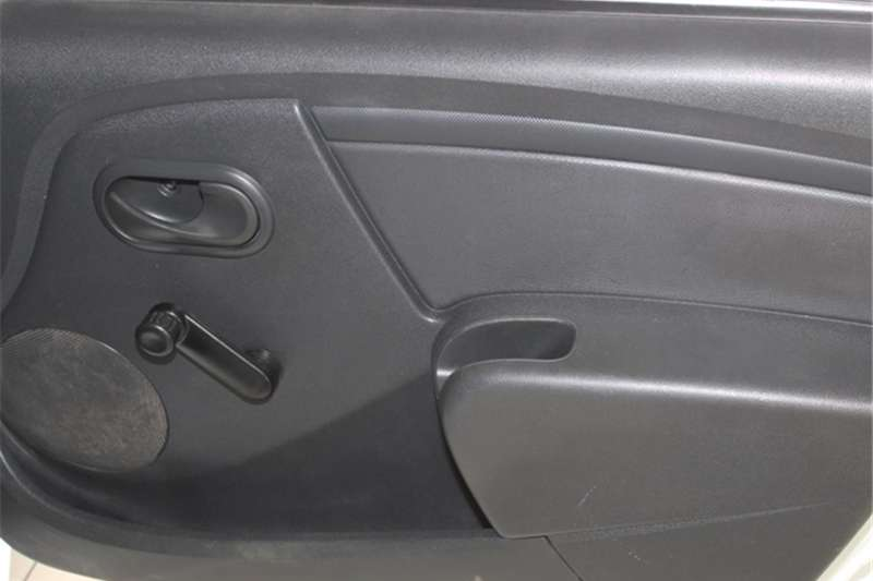 Nissan NP200 1.5dCi pack 2013