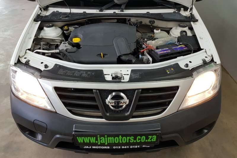 Nissan NP200 1.5dCi pack 2015
