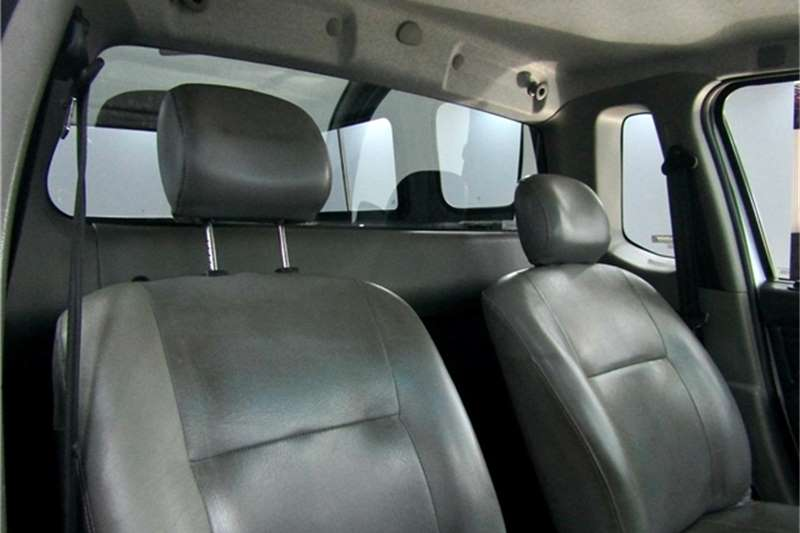 2015 Nissan NP200 NP200 1.5dCi pack