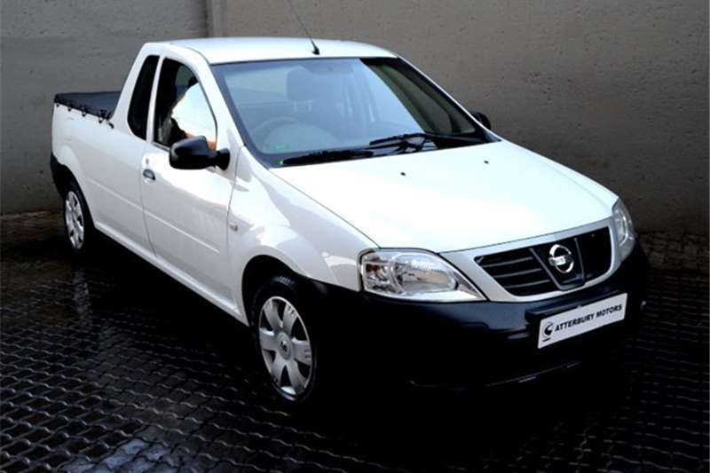 2016 Nissan NP200 NP200 1.5dCi pack