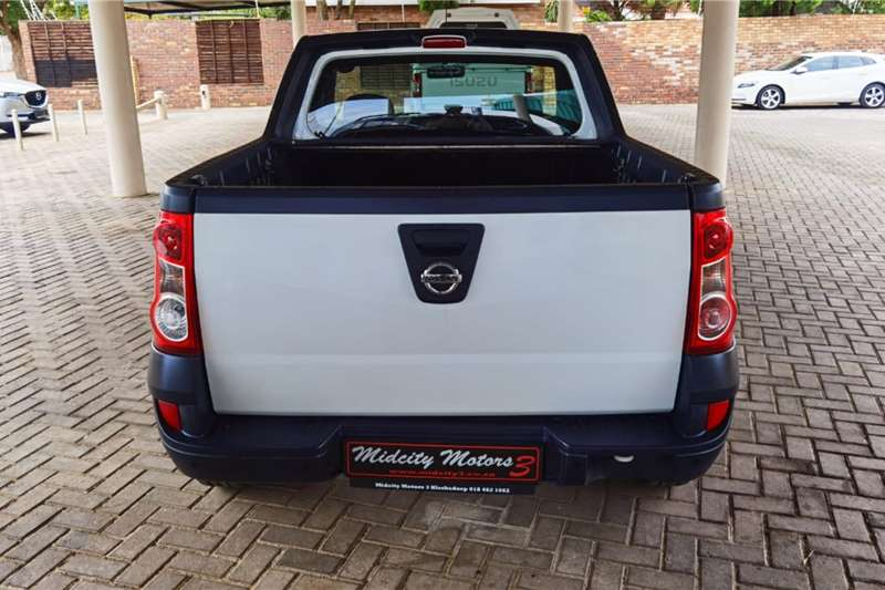 Used 2016 Nissan NP200 1.5dCi pack