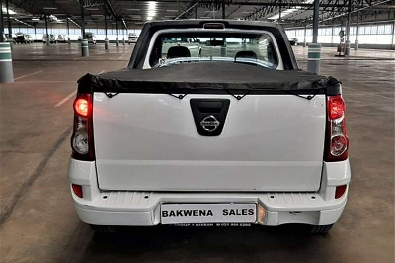Used 2017 Nissan NP200 1.5dCi pack
