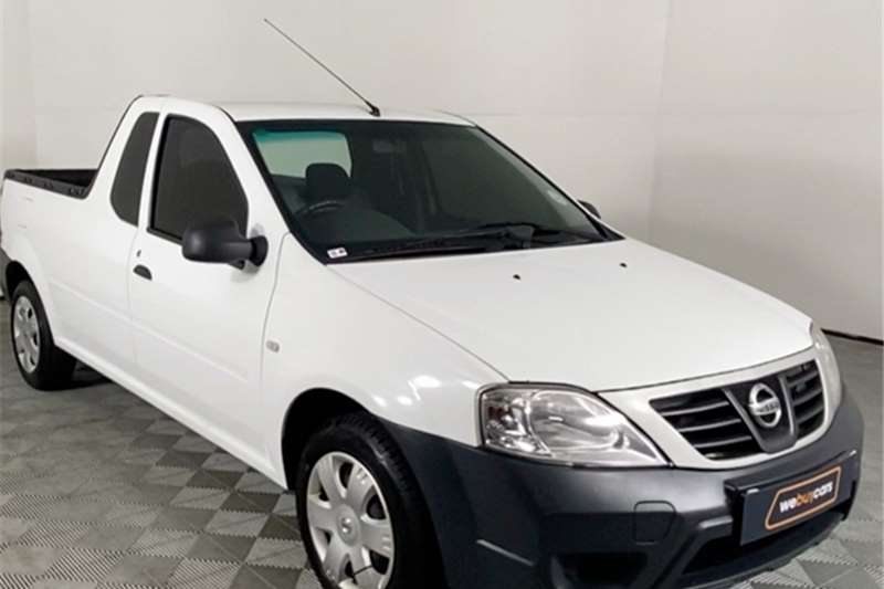 2017 Nissan NP200 NP200 1.5dCi pack