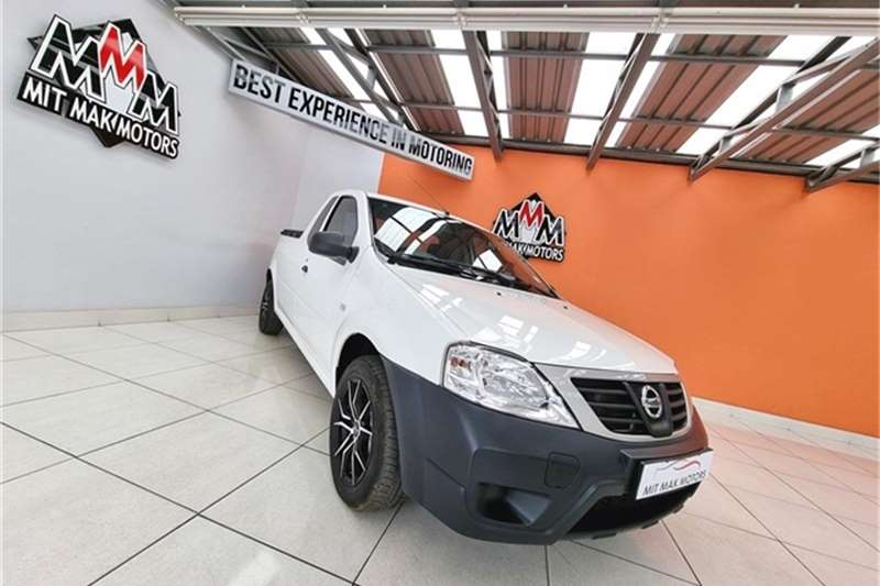 Used 2018 Nissan NP200 1.5dCi pack