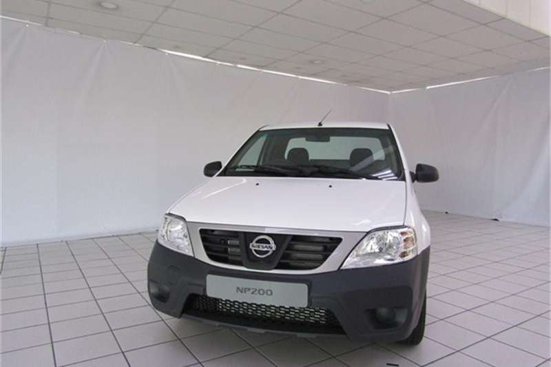 Nissan NP200 1.5dCi pack 2019