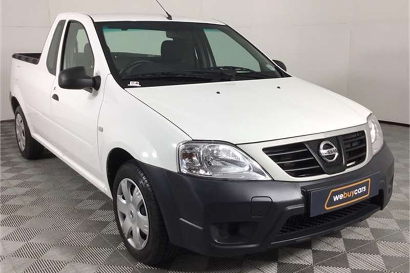 2019 Nissan NP200 NP200 1.5dCi pack