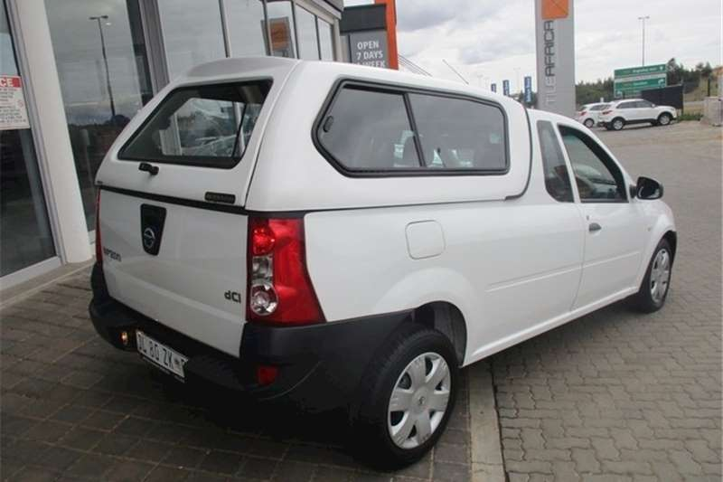 Used 2020 Nissan NP200 1.5dCi pack