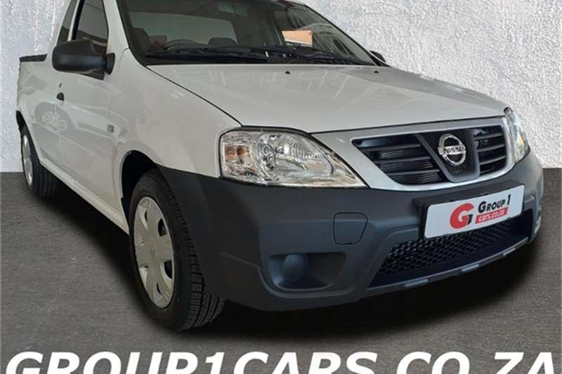2021 Nissan NP200 NP200 1.5dCi pack