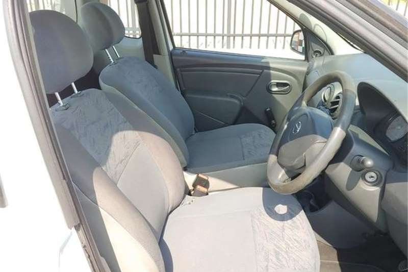 Nissan NP200 1.5dCi safety pack 2015