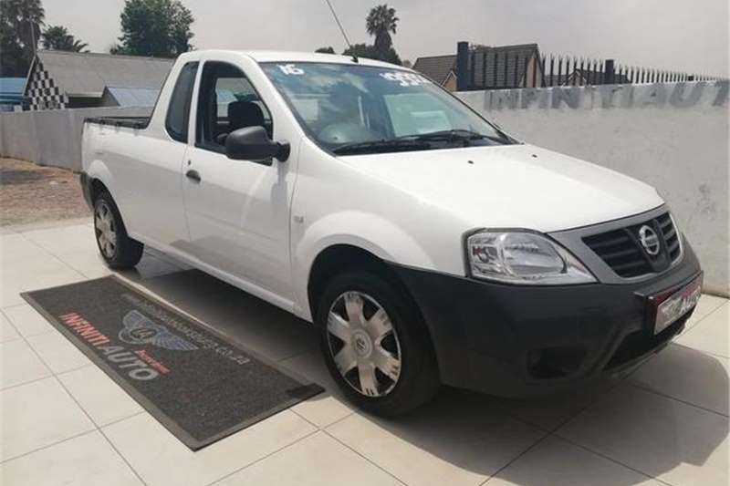 Nissan NP200 1.5dCi safety pack 2016