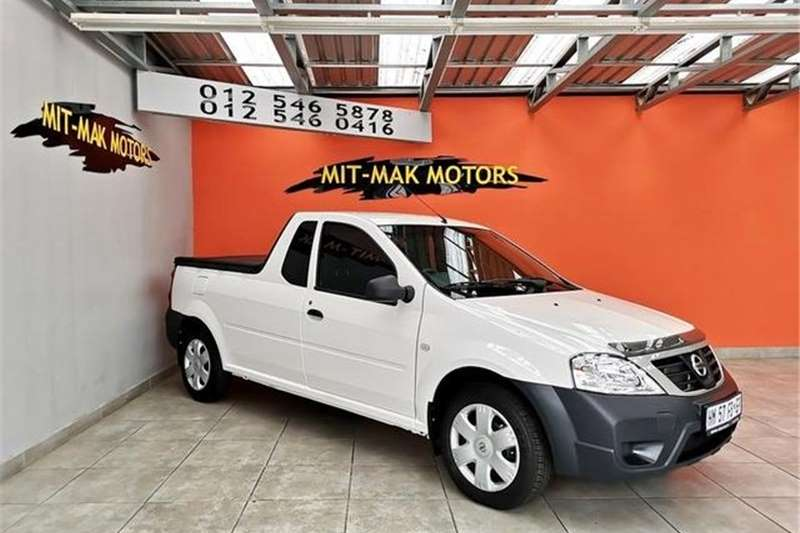 Nissan NP200 1.5dCi Safety Pack 2018
