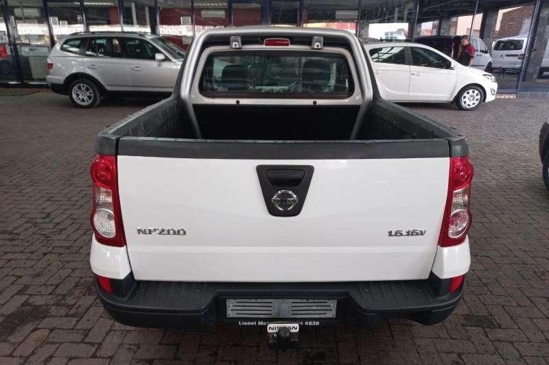 Used 2015 Nissan NP200