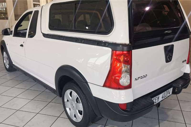 Used 2012 Nissan NP200 1.6 16v S