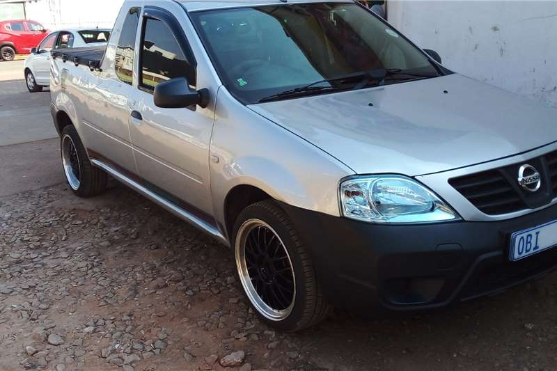 Used 2013 Nissan NP200 1.6 16v S
