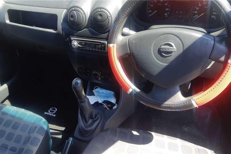 2014 Nissan NP200 NP200 1.6 16v S