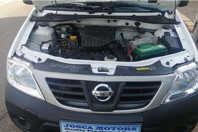 Used 2016 Nissan NP200 1.6 16v S