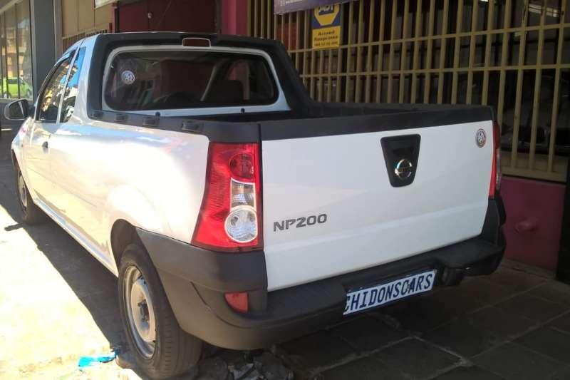 Nissan NP200 1.6 16v S 2018