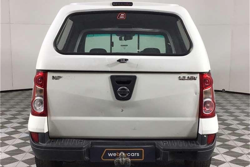 Used 2012 Nissan NP200 1.6 16v SE