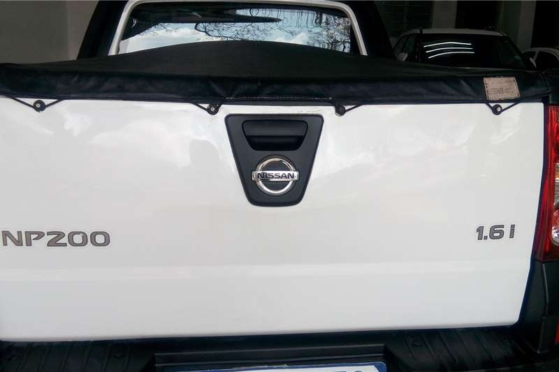 Nissan NP200 1.6 2015