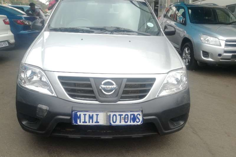 Nissan NP200 1.6 Canopy 2015