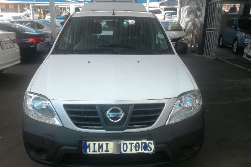 Nissan NP200 1.6 Canopy 2016