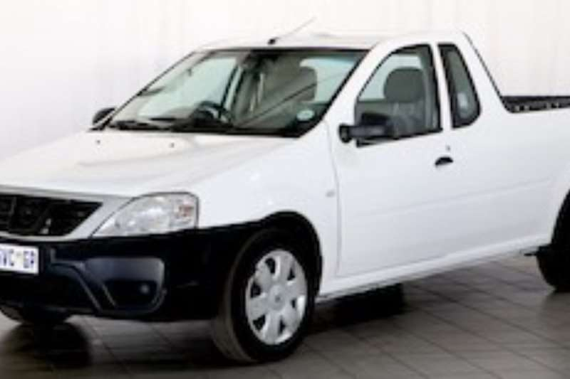 Nissan NP200 1.6 P/U S/C 2012