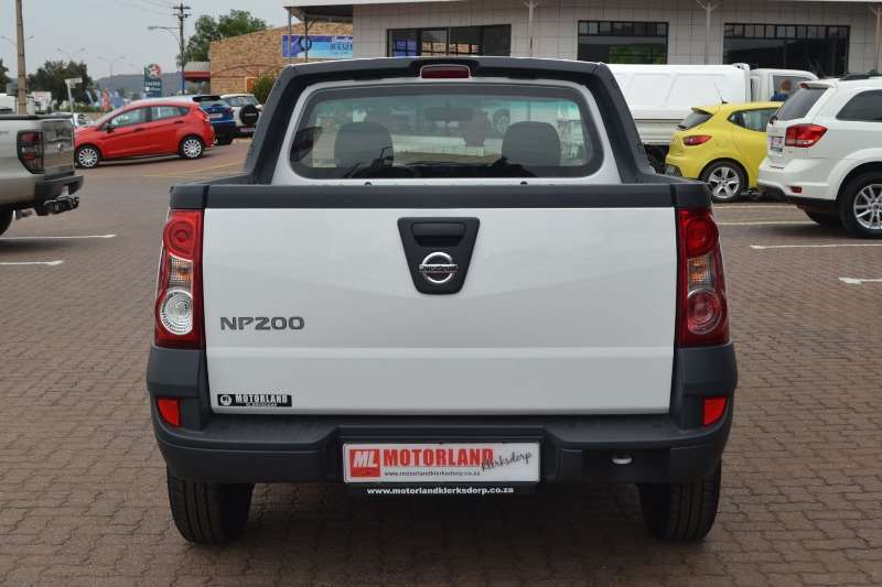 Nissan NP200 1.6 Safety pack 2019