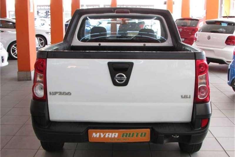 Nissan NP200 1.6i 2012