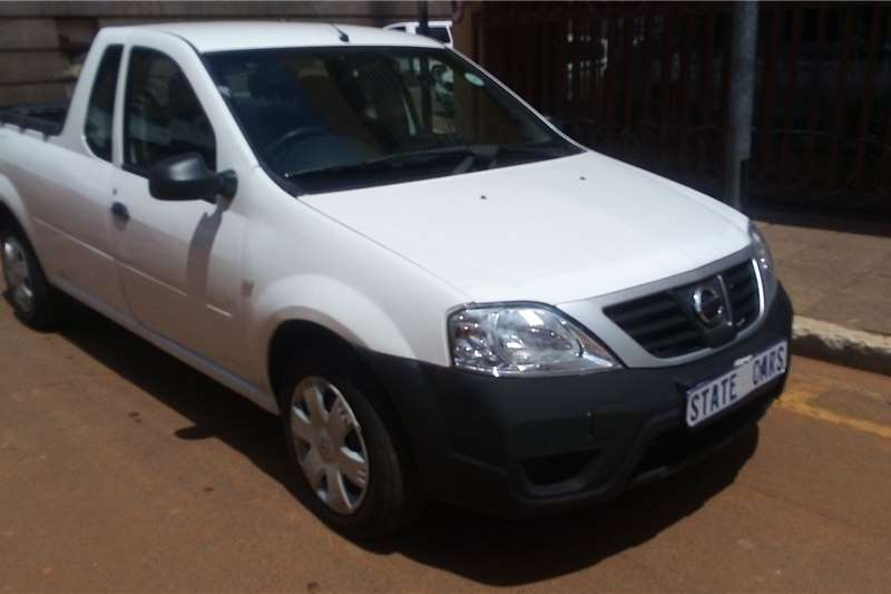 Used 2012 Nissan NP200 1.6i