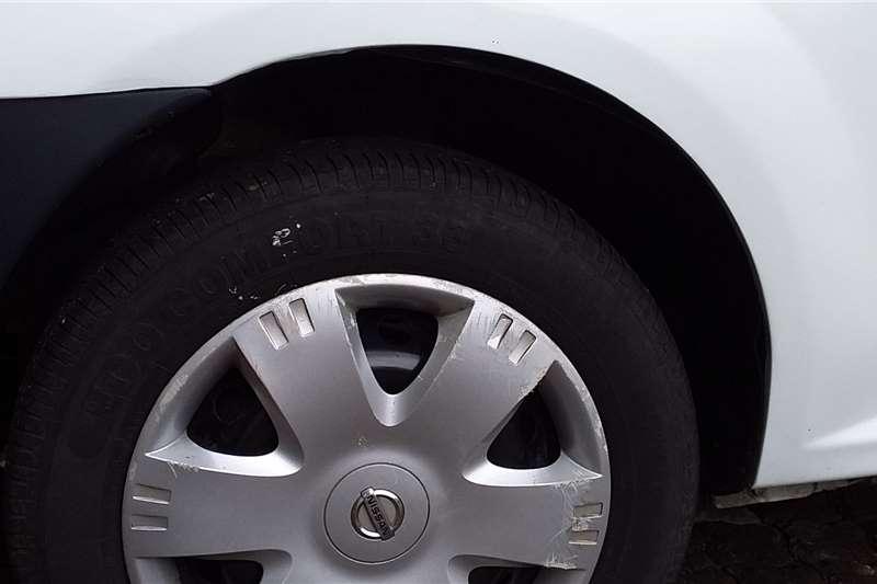 Nissan NP200 1.6i 2013
